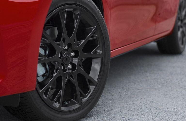 2016 Toyota Corolla wheels