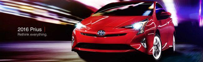2016 Toyota Prius Janesville WI