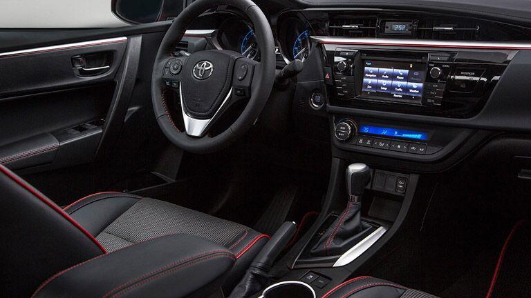 2016 Toyota Corolla Special Edition interior