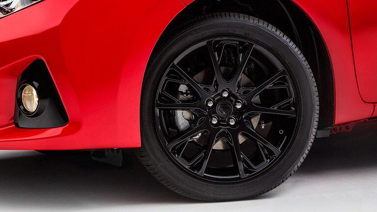 2016 Toyota Corolla Special Edition exterior