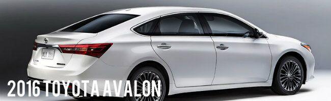 2016 Toyota Avalon Janesville WI