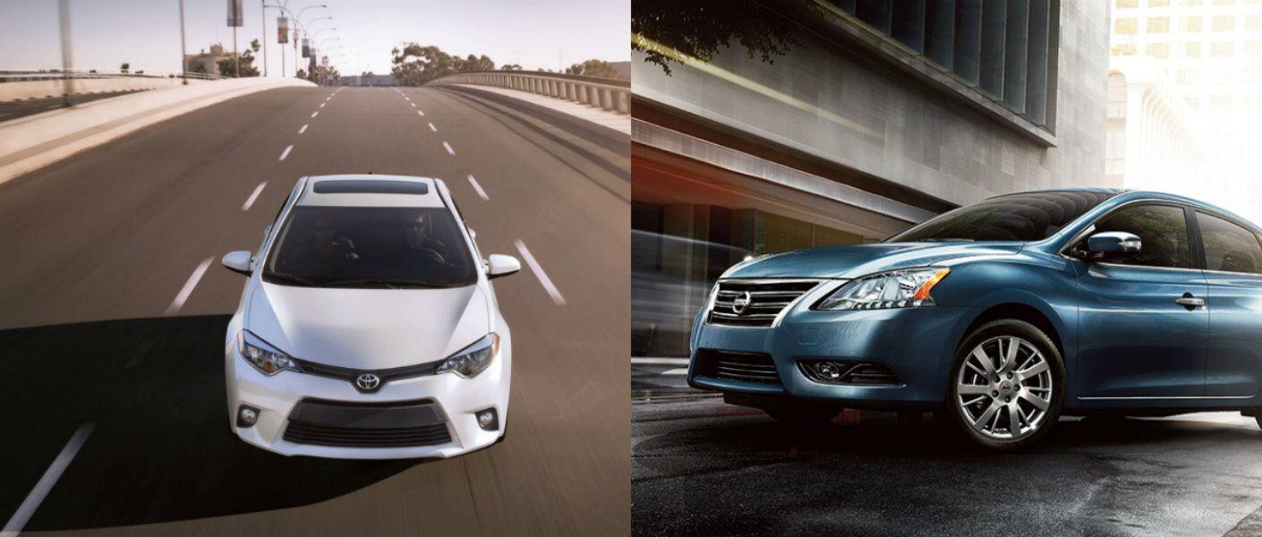 2016 Toyota Corolla vs 2015 Nissan Sentra