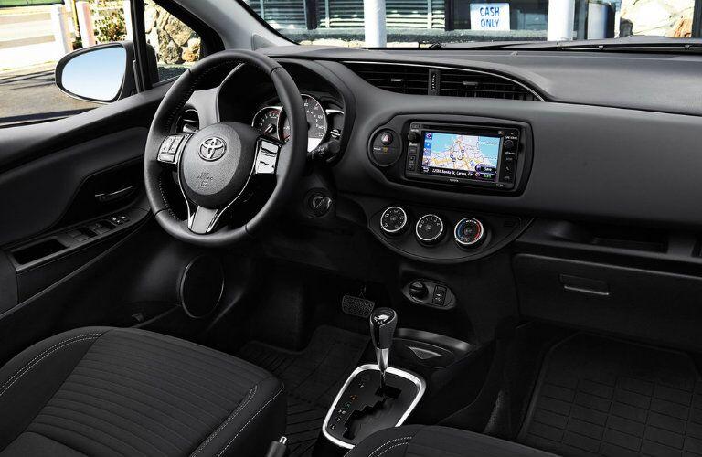 2016 Toyota Yaris interior