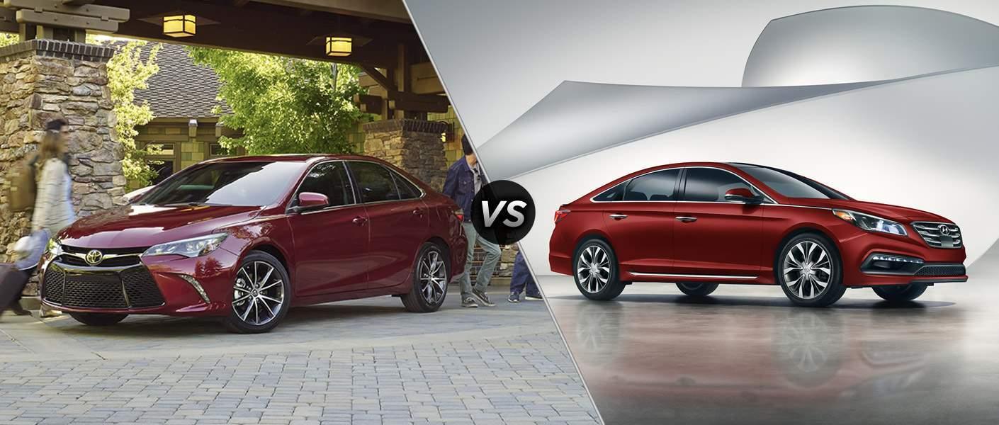 2017 Toyota Camry vs 2017 Hyundai Sonata