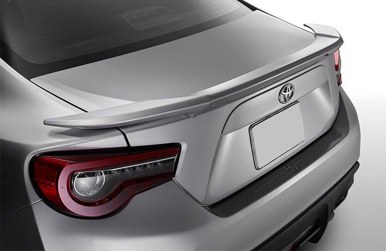 2017 Toyota 86 exterior rear