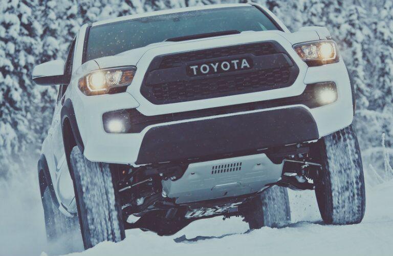 2017 Toyota Tacoma TRD Pro off-road capabilities