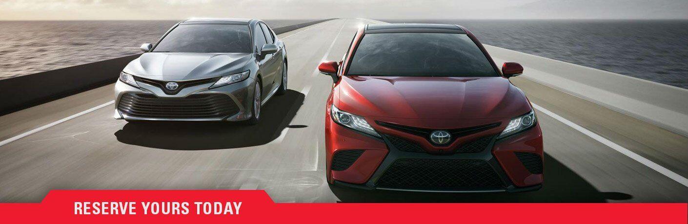 Reserve 2018 Toyota Camry Janesville WI