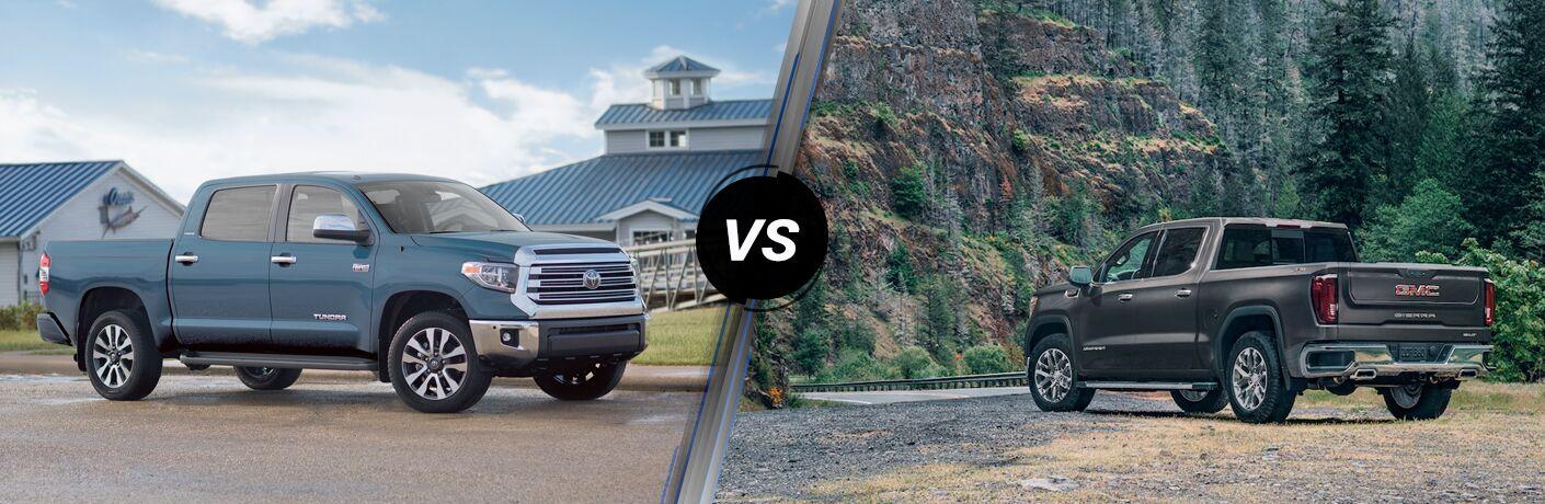 2019 toyota tundra vs 2019 gmc sierra 1500