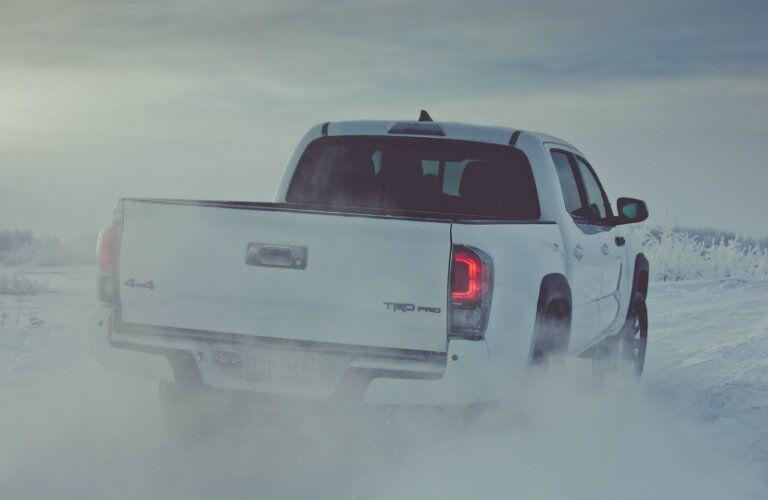 2017 Toyota Tacoma TRD Pro towing capacity