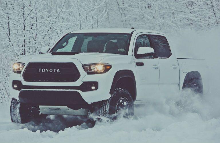 2017 Toyota Tacoma TRD Pro 4WD