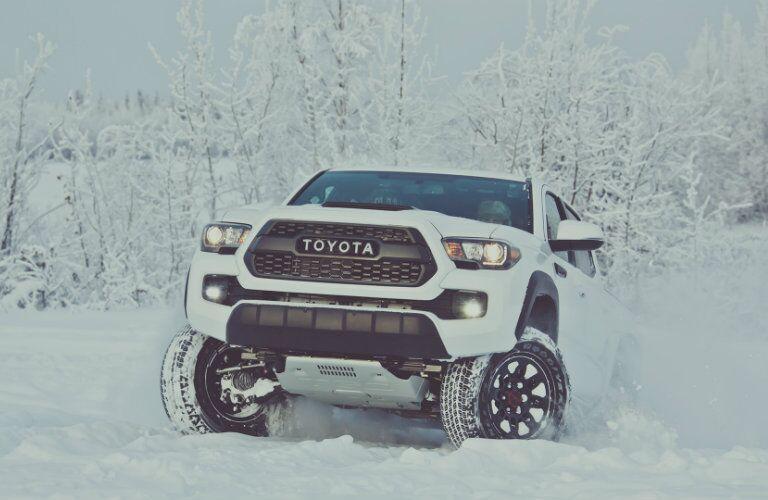 2017 Toyota Tacoma TRD Pro horsepower