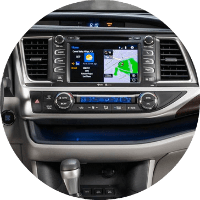 2016 Toyota Highlander safety features