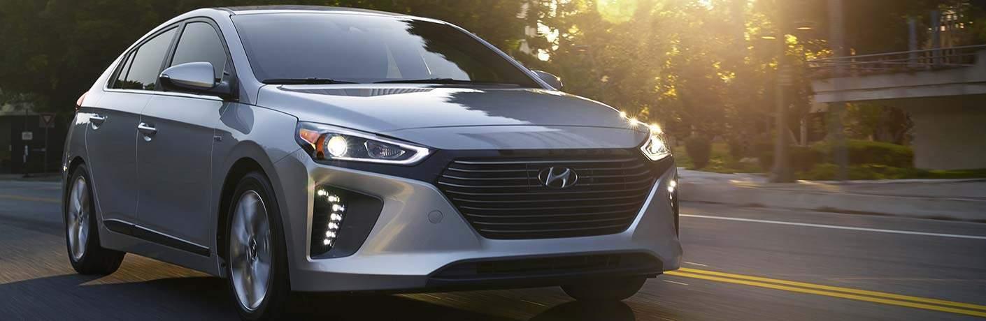 2017 Hyundai Ioniq Hybrid Highpoint NC