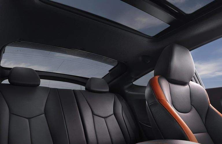 2017 Hyundai Veloster panoramic sunroof