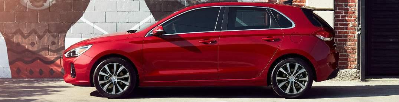 Color options for the 2018 Hyundai Elantra