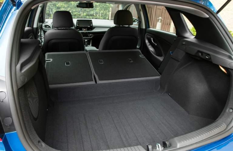 2018 Hyundai Elantra GT cargo area