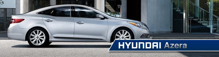You may also like the 2017 Hyundai Azera