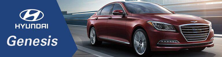 2016 Hyundai Genesis exterior