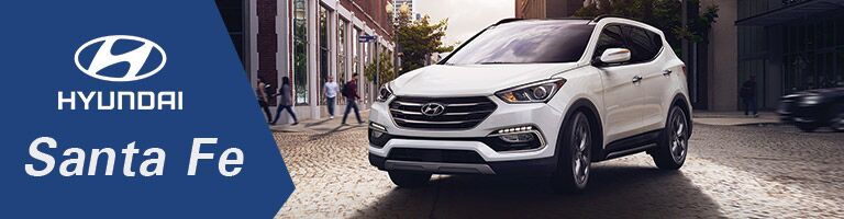 2016 Hyundai Santa Fe exterior