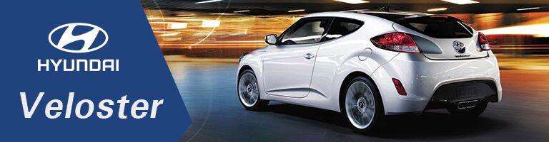 2016 Hyundai Veloster exterior back