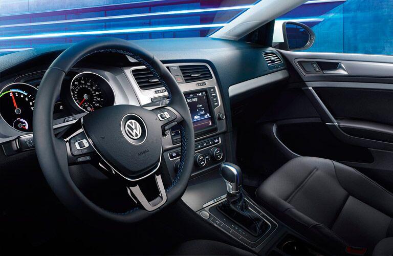 2016 Volkswagen e-Golf Torrance CA interior features and design