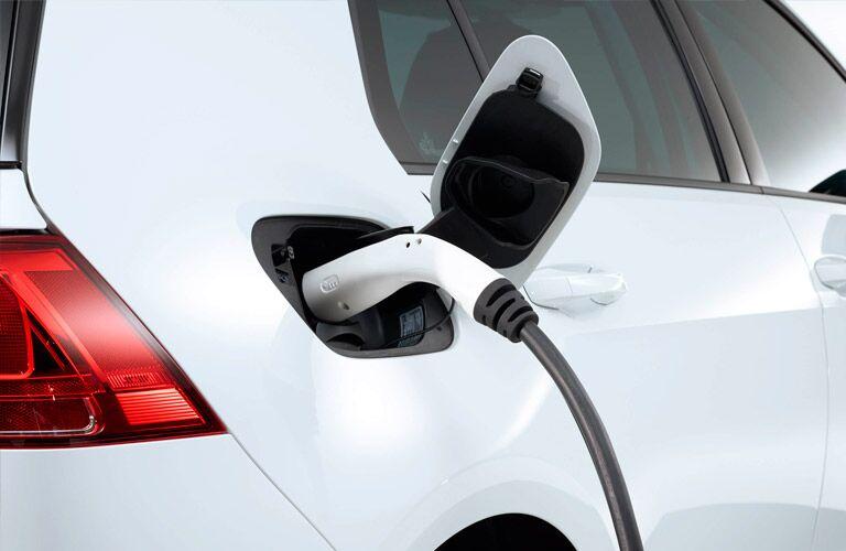 2016 Volkswagen e-Golf Torrance CA charging cable