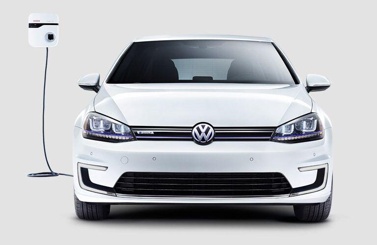 2016 Volkswagen e-Golf Torrance CA wall charger