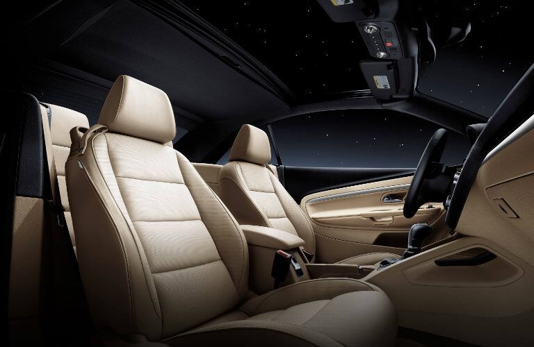 2016 vw eos seating materials v-tex leatherette seats
