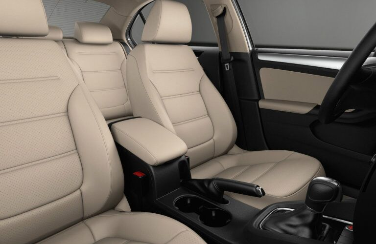 2016 vw jetta hybrid seating materials and color
