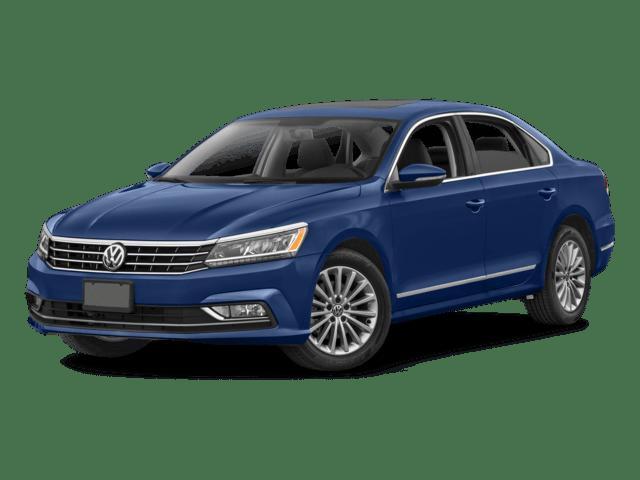 2016 Volkswagen Passat R-Line