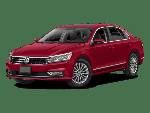 2016 Volkswagen Passat R-Line With Comfy Package: