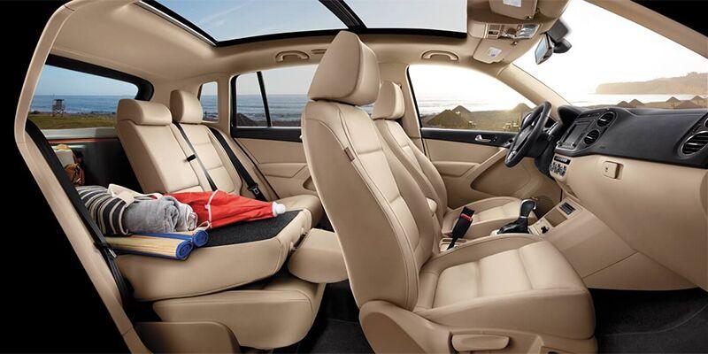 2016 VW Tiguan Interior