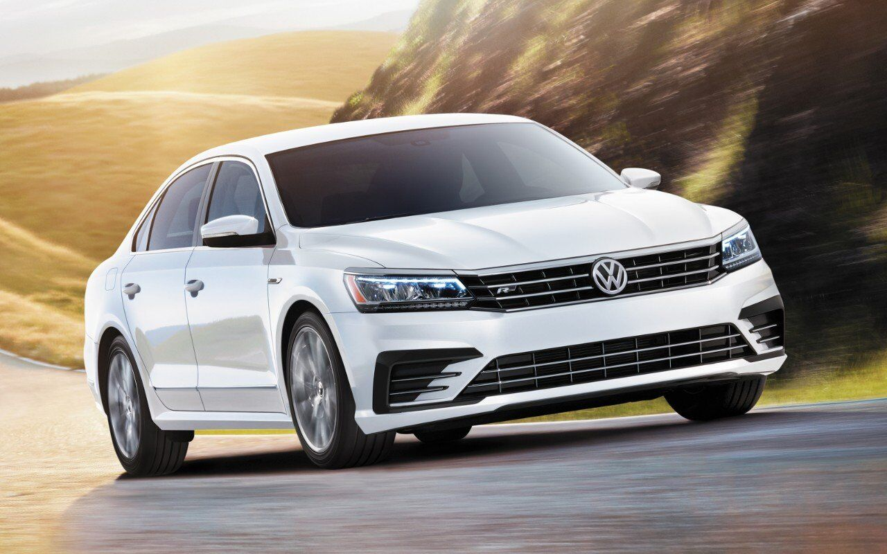2017 volkswagen passat engine options pacific volkswagen. Black Bedroom Furniture Sets. Home Design Ideas