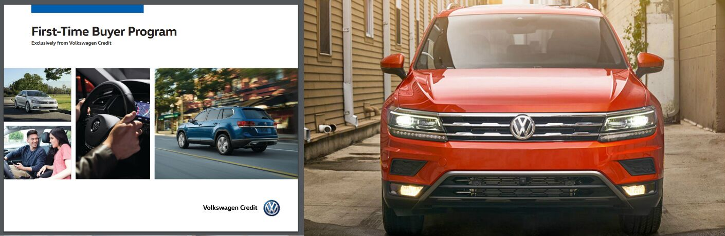 First-Time Buyer Program Title, VW Tiguan, and Other Volkswagen Vehicles
