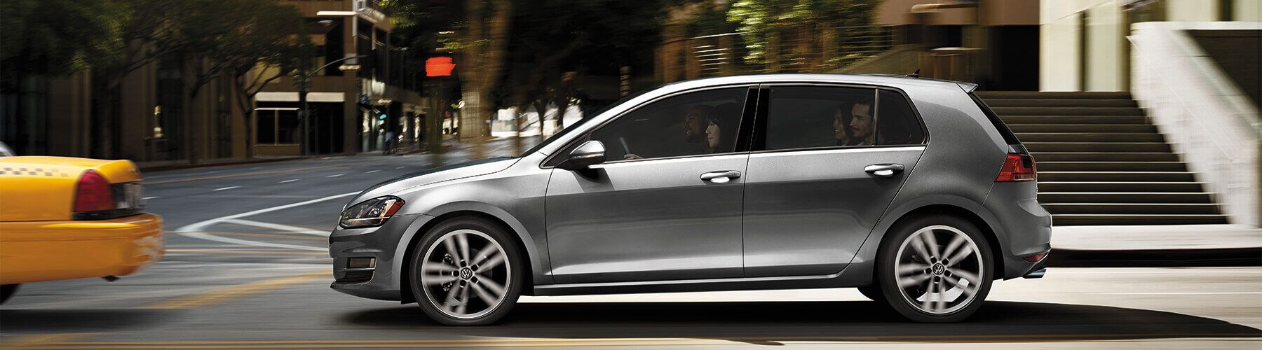 Great Certified Pre-Owned Volkswagen Models can be found at Pacific Volkswagen, such as this 2015 VW Golf