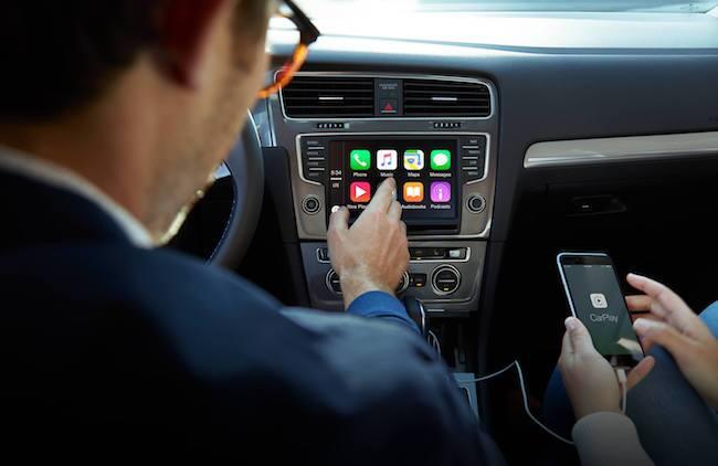 2016 VW e-Golf Interior Features