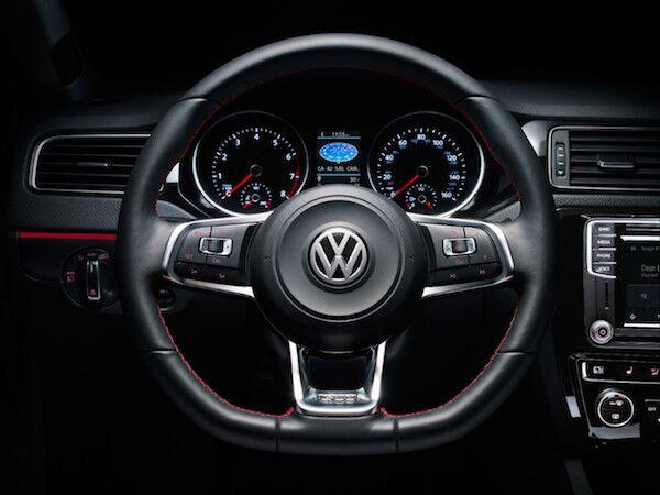 Volkswagen Jetta Steering Wheel