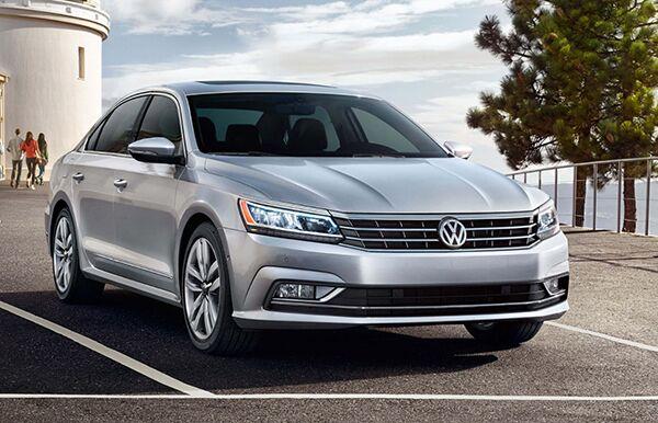 Volkswagen Passat SEL Premium
