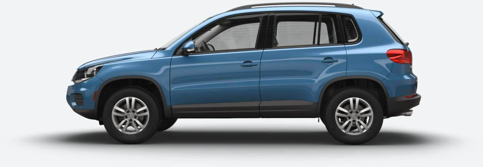 2017 Volkswagen Tiguan S Base Model