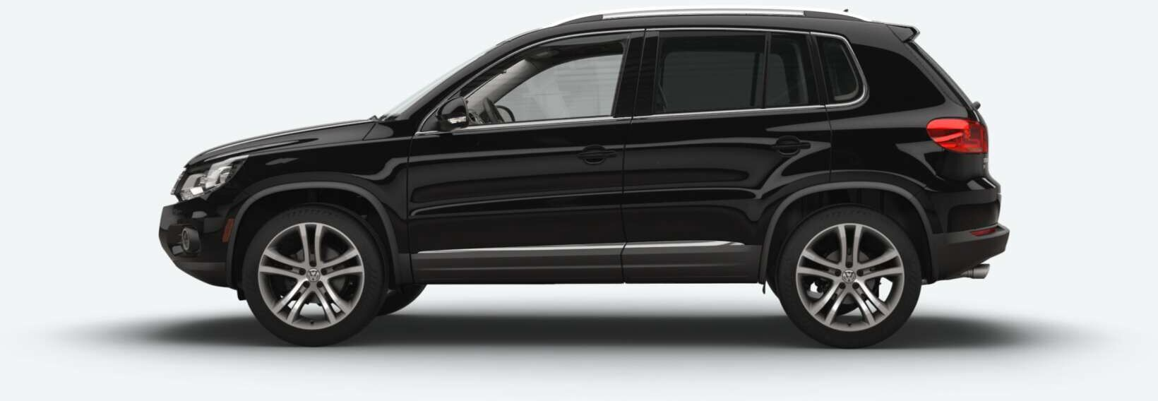 2017 Volkswagen Tiguan SEL with 4Motion