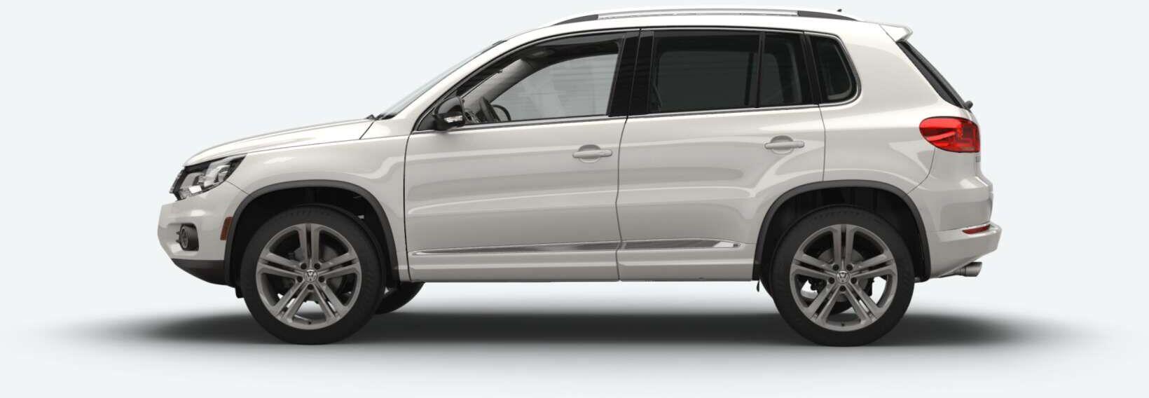 2017 Volkswagen Tiguan Sport 4Motion