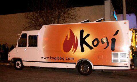 Koji food truck