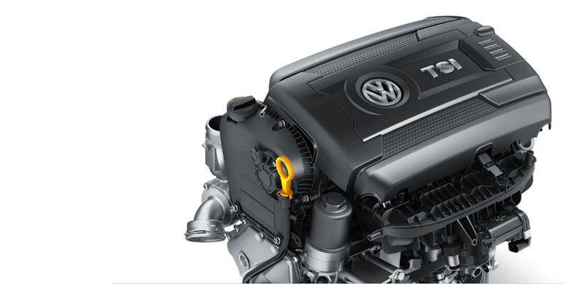 2016 VW Jetta Engine