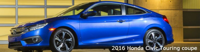 2016 Honda Civic coupe in Overland Park, KS