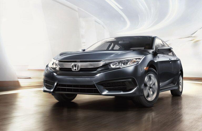 2016 Honda Accord LX in silver grey