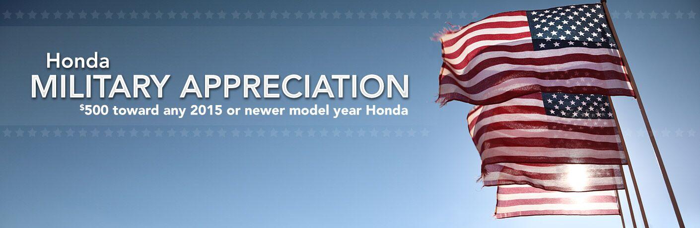 O'Neill Honda   Honda Military Program