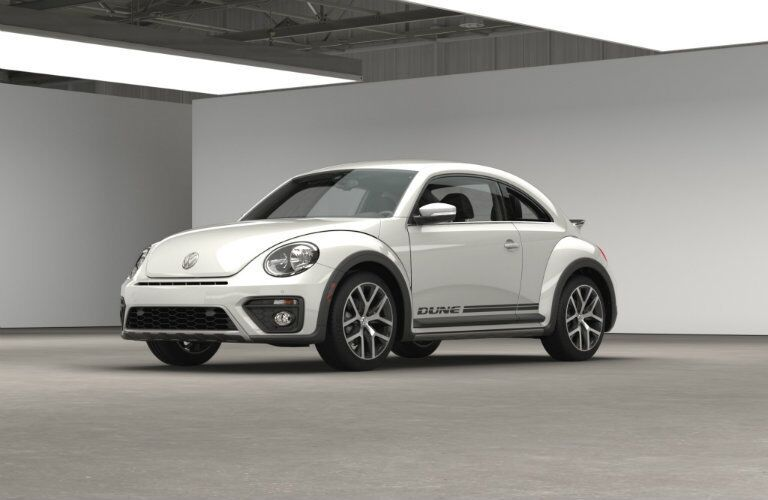 2017 Volkswagen Beetle Dune in White