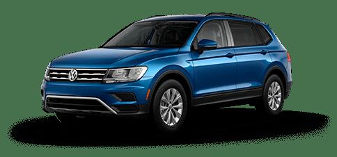 2018 Volkswagen Tiguan-S with 4Motion