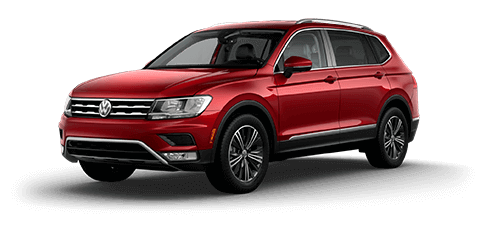 2018 Volkswagen Tiguan SEL with 4Motion