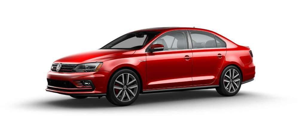 2018 VW Jetta in Red